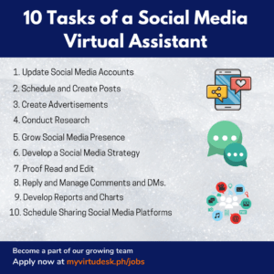 Social Media Assistant Infographic